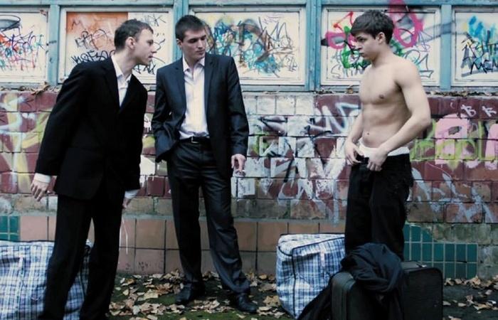 Кинолента «Племя»./фото: cutinsight.com
