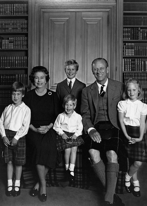 Счастливое семейство. / Фото: rebrn.com