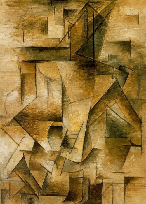 Кубизм Пабло Пикассо.