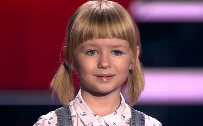 Ярослава Дегтярева на телешоу.