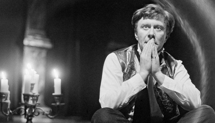 Андрей Миронов - актёр, который играл до конца.