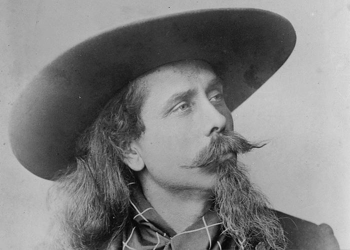 Прозвище «Буффало Билл» Коди получил от рабочих Канзасской и Тихоокеанской ЖД.