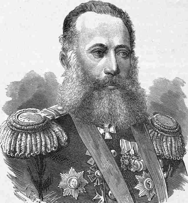Генерал-лейтенант В. А. Гейман