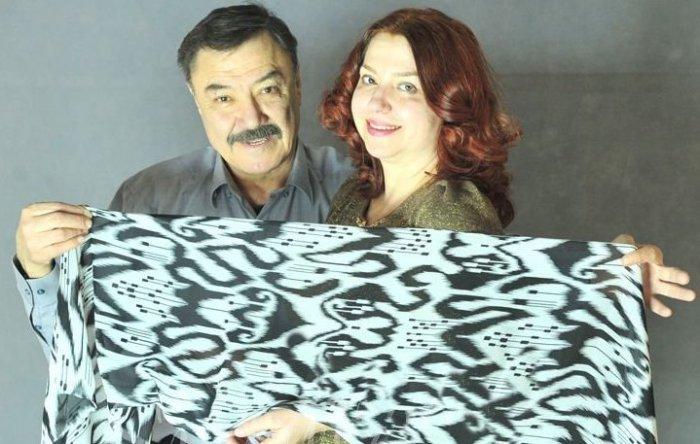 Рустам «Ромео» Сагдуллаев и Марина Кузина.