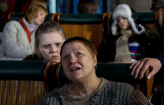 Эпизод фильма «Мелодия для шарманки»./фото: kinomania.ru