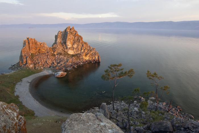 Байкальская классика. / Фото: Александр Юсупов.