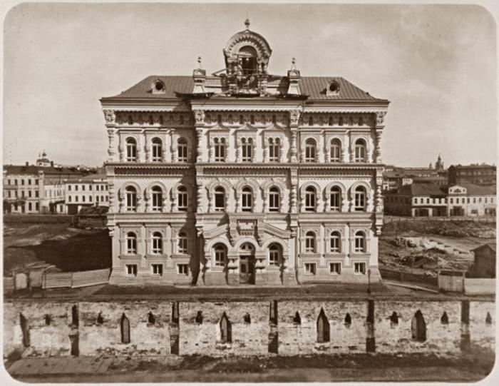 Политехнический музей.