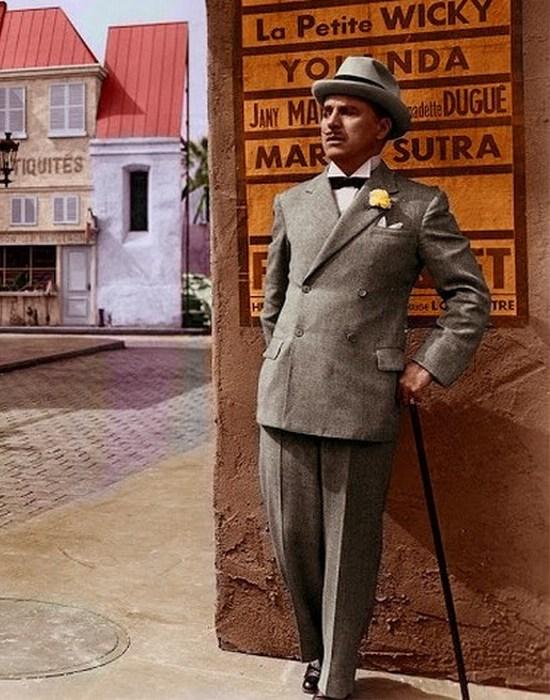 Чарли Чаплин - актер, режиссер, композитор.