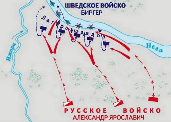 «Невская битва»./ Фото: gk170.ru
