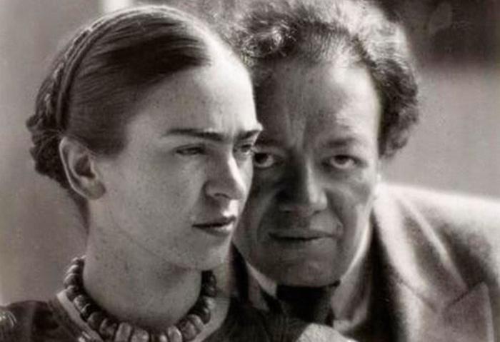 Фрида Кало и Диего Ривера: «с тобой я несчастна, но без тебя не будет счастья».