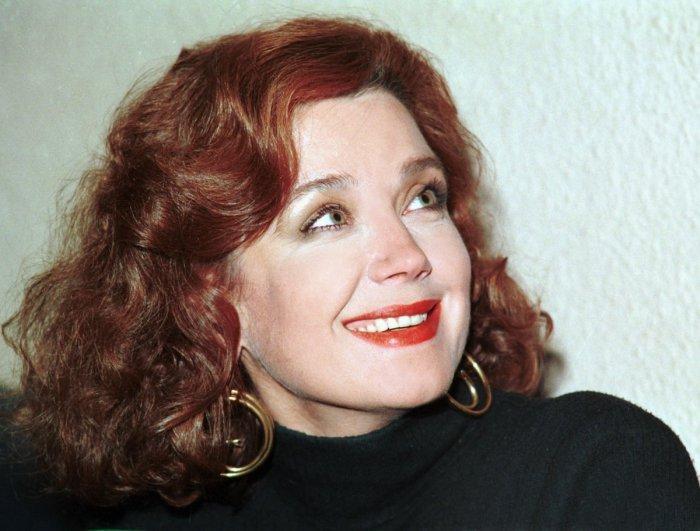 Ирина Алферова - одна из самых красивых советских актрис.
