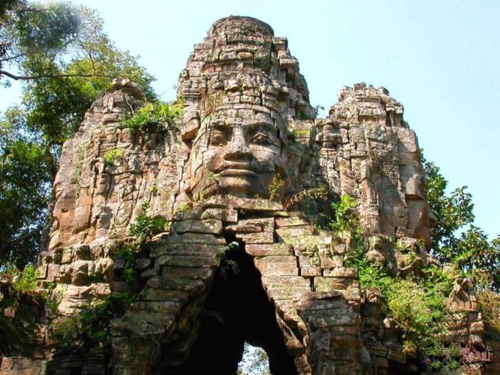 Cтолица Кхмерской империи