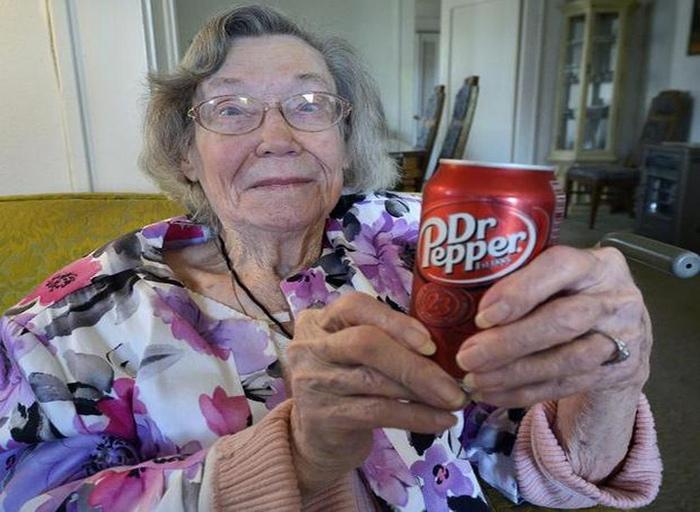 104-летняя Элизабет Салливан.