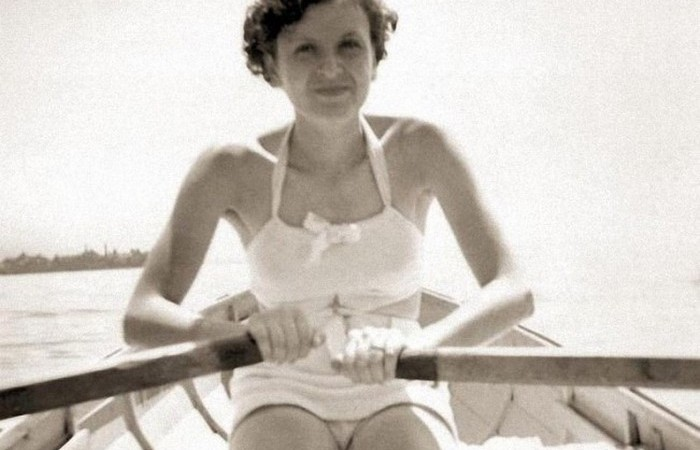 Фото из личного архива Евы Браун.