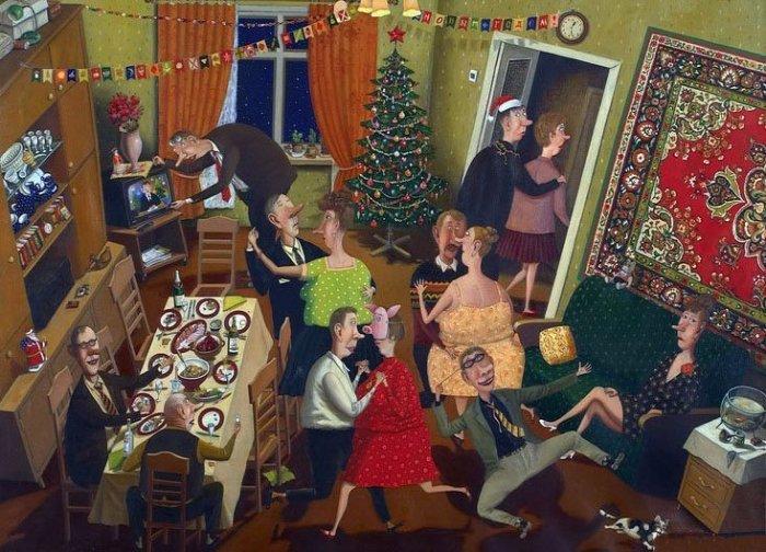 «Квартира гостями полна…»: ностальгическое стихотворение Игоря Меламеда, в котором каждый узнает себя