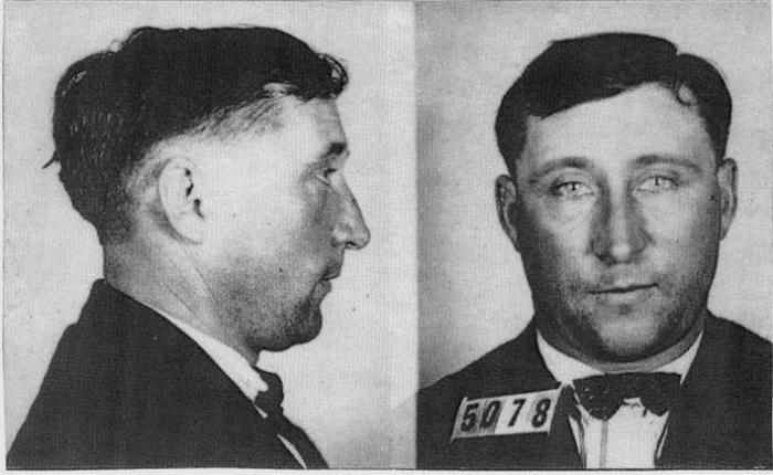 Серийный убийца Гарри Пауэрс.