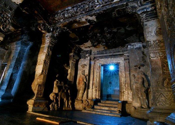 Храм из далёкого прошлого.