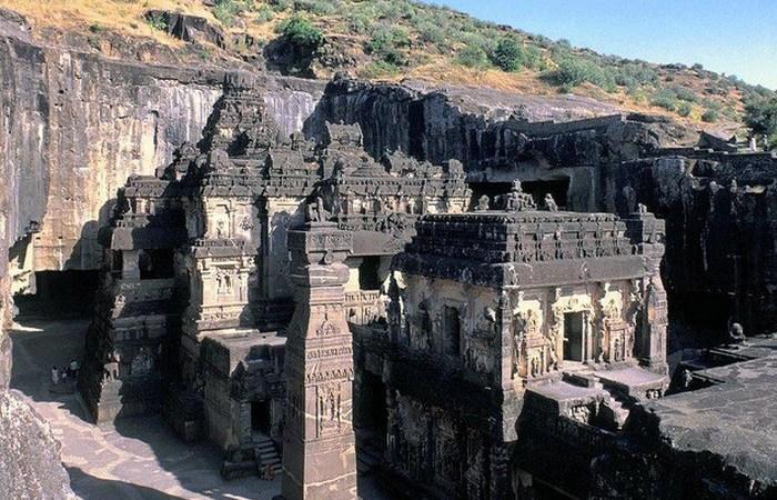 Кайлаш (Кайласанатха) -  невероятный артефакт из прошлого.