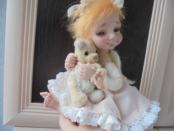 В этих куклах - особое очарование.