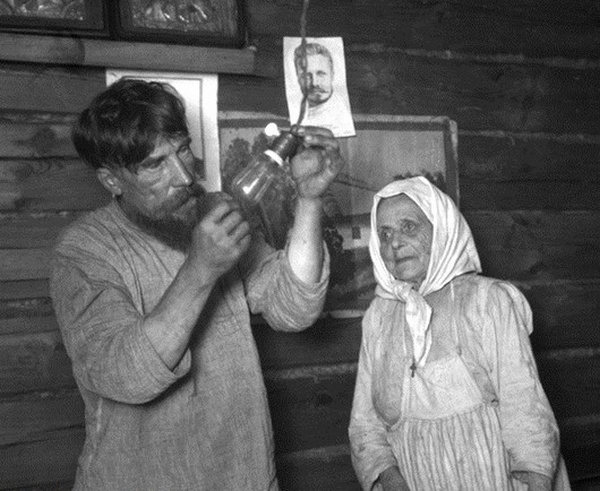Лампочка Ильича.