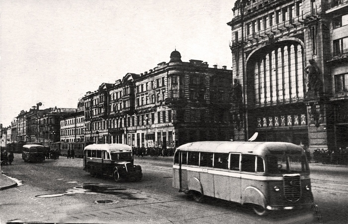 Петербург 1930-х.