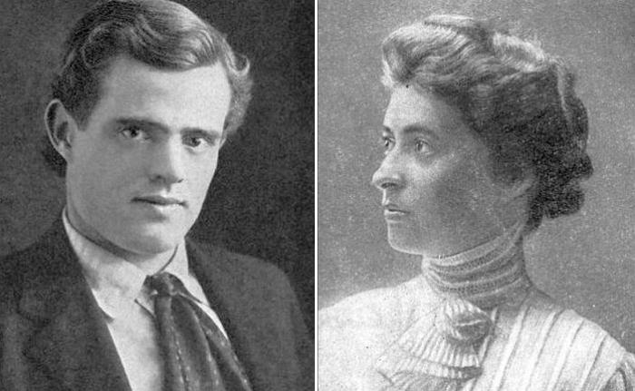 Джек Лондон и Анна Струнская: Счастье как торжество души