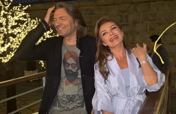 Дмитрий и Елена Маликовы.