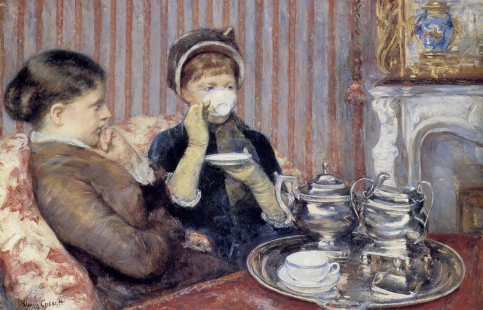Чай, 1880 г.