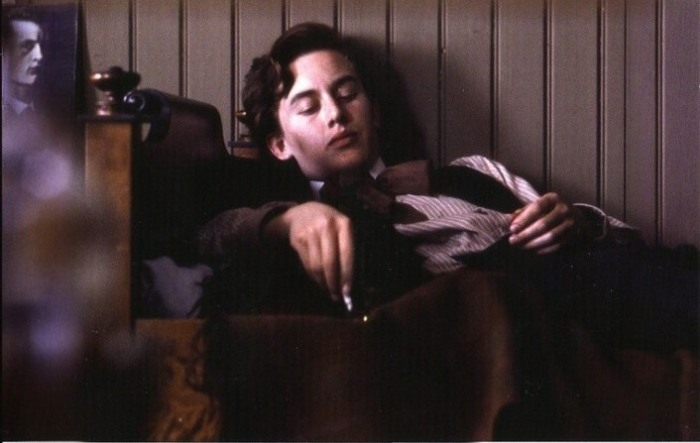 Кадр из фильма «Эдвард Мунк».