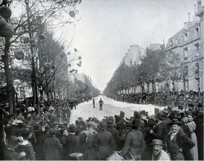 Бульвар Сен-Жермен.