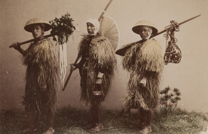 Ниндзя не были крестьянами.