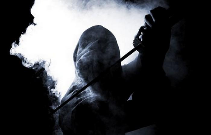 Ниндзя не использовали дымовые шашки.