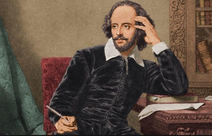 Вильям Шекспир.