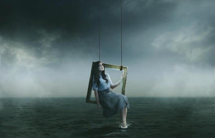 Cерия сюрреалистических фотографий Саймона МакЧеунга.