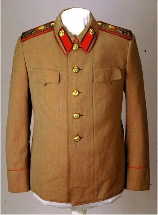 Китель Сталина.