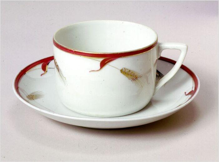Личная чашка Сталина.