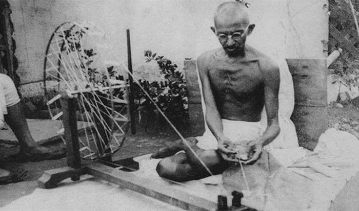 Ганди.