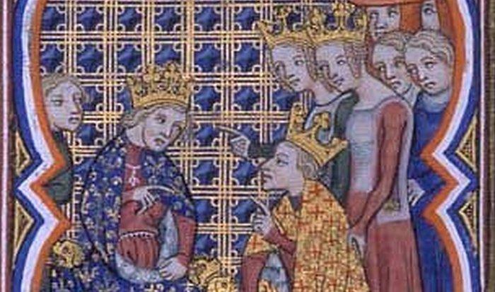 Франции Жан II.