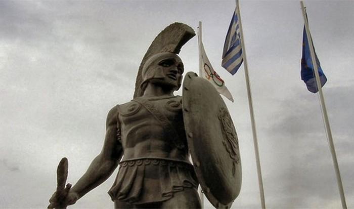 Король Леонид.