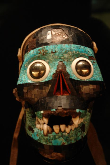 Боги ацтеков: умереть, чтобы снова родиться.
