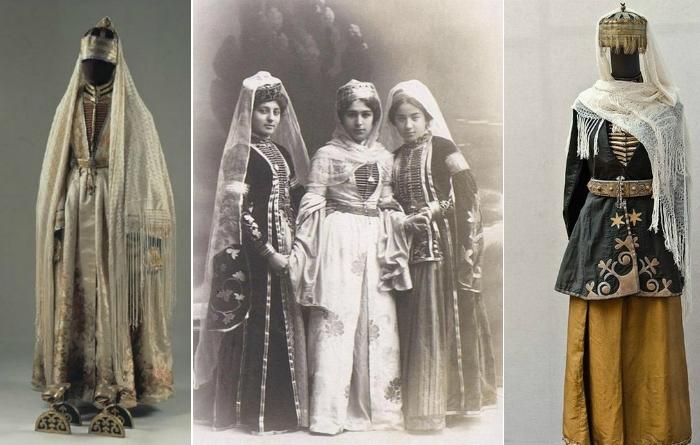 Адыги - законодатели мод на Кавказе.