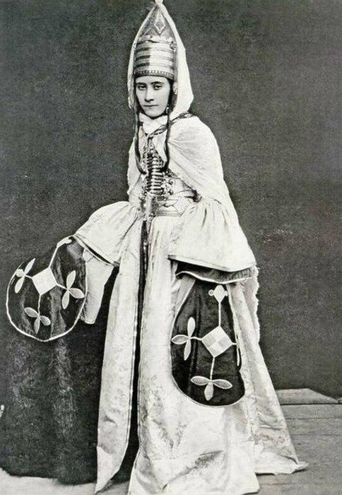 Кабардинка, фото XIX века.
