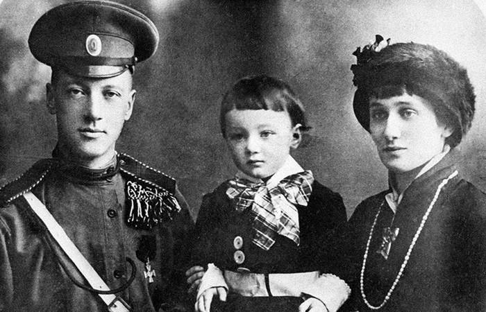 Семья./ Фото: tvc.ru