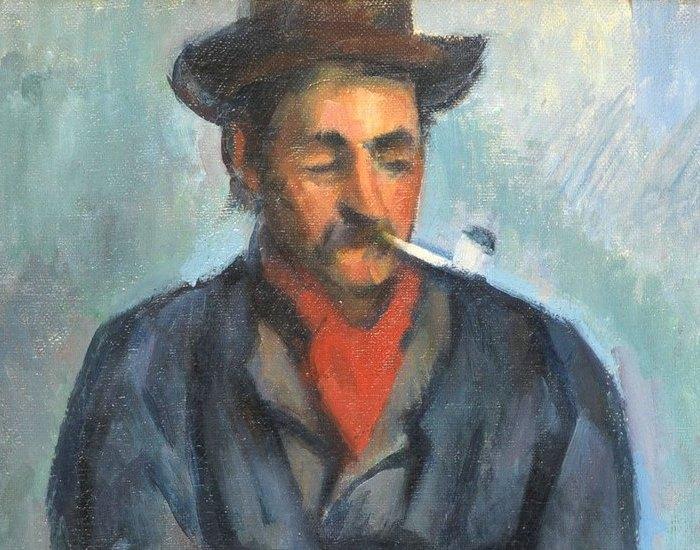 Все наброски и ранние портреты мастер делал в местном кафе.