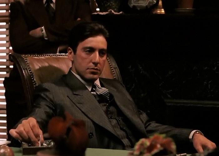 Кадр из фильма «Крестный отец»./фото cinejournal.org