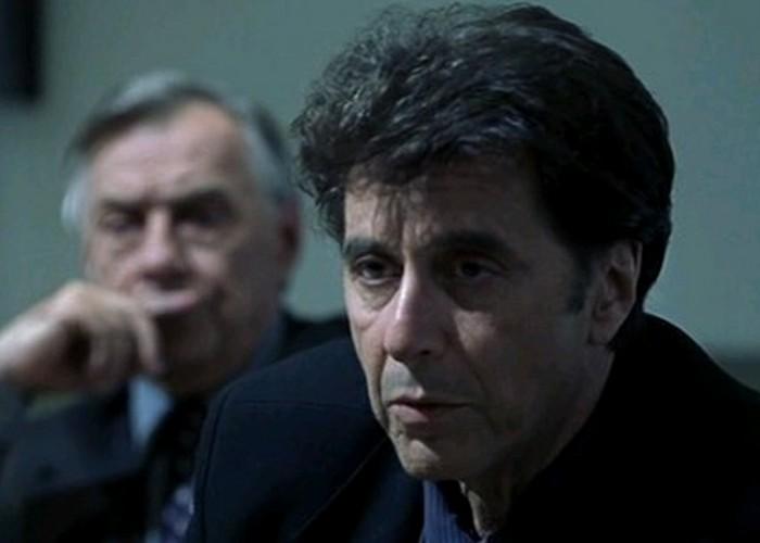 Кадр из фильма «Свой человек»./фото fenixclub.com