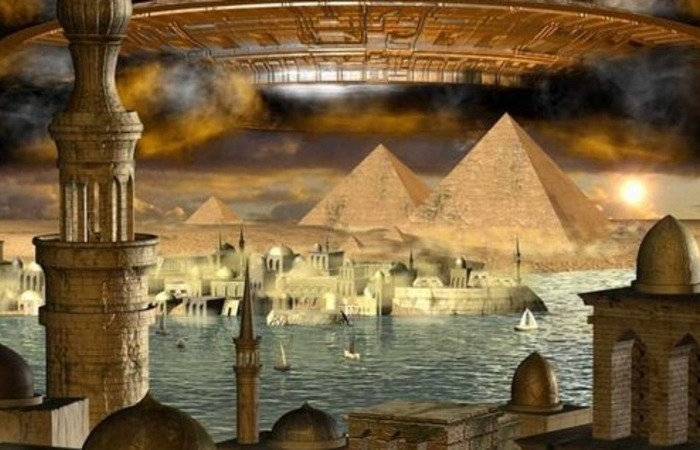 Свидетельства о пришельцах в религиях мира.