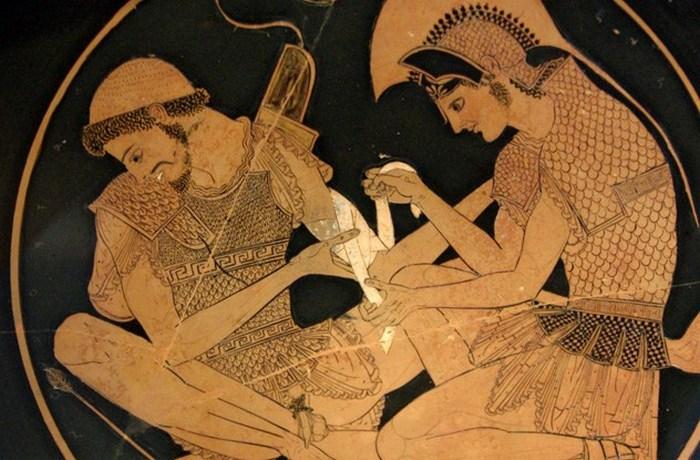 Где же родина древних греков?