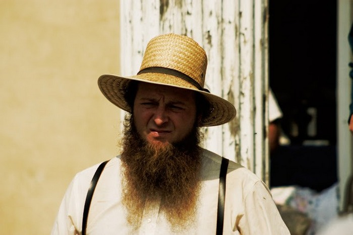 Знаменитые бороды.