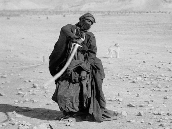 Пустынный танцор.